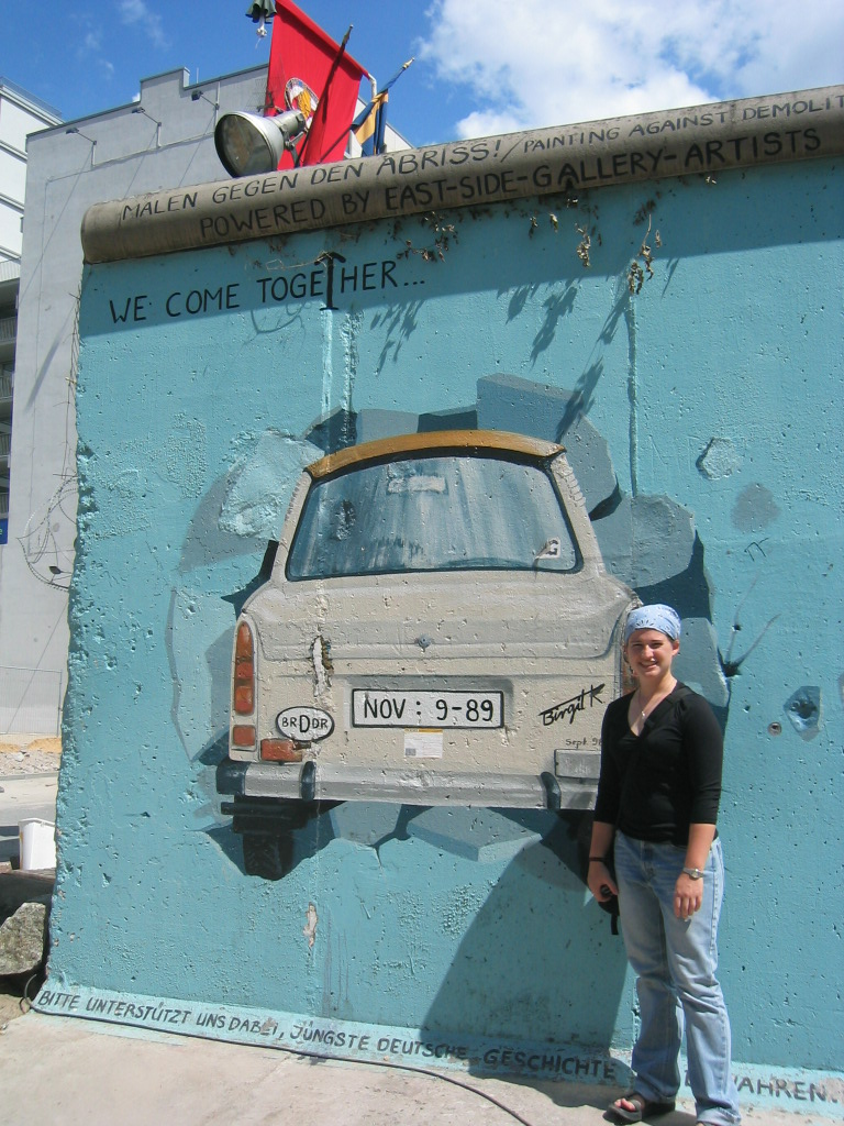 Top fifteen things you find doing a google image search for Car crashing through wall mural